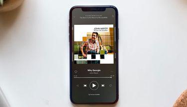Update Spotify Mendukung Tampilan iPhone XS Max dan Apple Watch Series 4