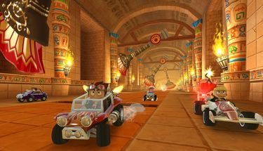 Review Beach Buggy Racing 2, Game Balap Arkade Yang Ceria