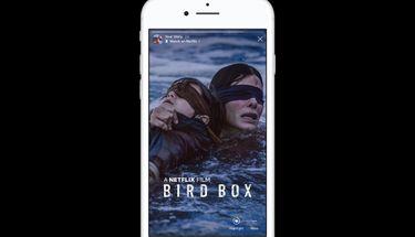 Netflix Rilis Fitur Bagikan Rekomendasi Film ke Instagram Stories