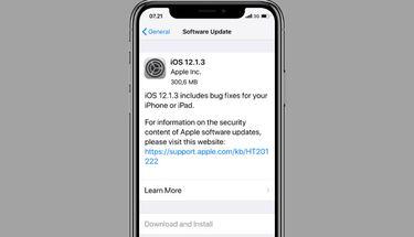 Update iOS 12.1.3 Rilis untuk Pengguna Umum, Segera Update!