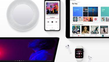 Apple Music Tembus 50 Juta Pelanggan