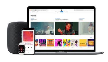 Apple Music Jalin Kerja Sama Dengan NBA, Kurasi Artis Hip Hop