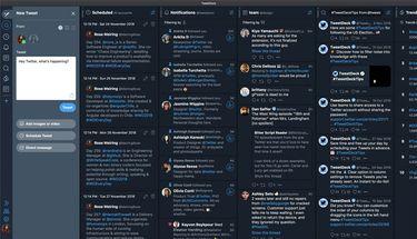 Tweetdeck for Mac Resmi Mendukung Fitur GIF dan Twitter Polls