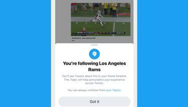Tak Hanya Ikuti Akun Lain, Twitter Hadirkan Fitur 'Follow Topic'