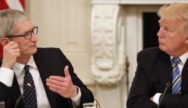 Donald Trump Turun Tangan Bujuk Apple Buka iPhone Pelaku Penembakan