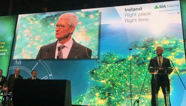 Di Irlandia, Tim Cook Berbicara Tentang Terobosan Teknologi Kesehatan