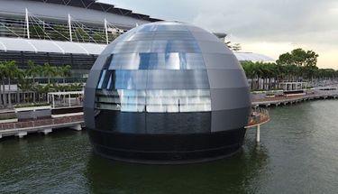 Rencana Apple Store Ketiga di Singapura ini Punya Desain Keren