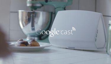 Google Merilis Turunan Chromecast, Google Cast for Audio