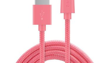 Zikko Lightning Cable: Kabel Data Kuat, Anti Kusut & Beragam Warna