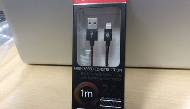 Review Draco Lightning Cable: Anti Kusut & Performa Handal