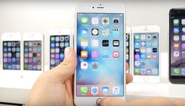 (Video) Perbandingan Kecepatan di iOS 8.4.1 vs iOS 9 untuk 4 Versi iPhone