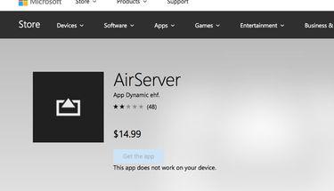 Aplikasi AirServer Tambahkan Dukungan AirPlay ke Xbox One
