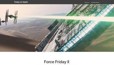 Apple Gelar 'Today at Apple' dengan Tema Star Wars