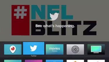 Twitter for tvOS Tambah Koneksi ke Saluran Olahraga dan Perangkat iOS