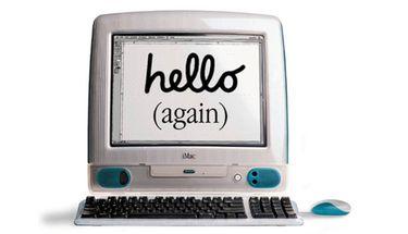 Apple Merayakan Ulang Tahun iMac ke-20