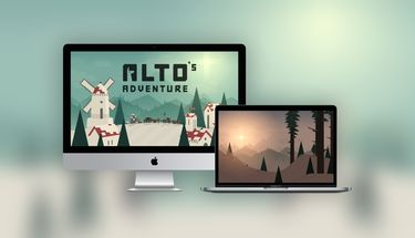 Alto's Adventure Rilis di Mac Lewat Mac App Store