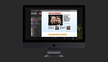 Cara Mendapatkan Aplikasi Apple News di macOS Mojave
