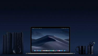 Review macOS Mojave, Lebih Rapi & Aman Dalam Gelap