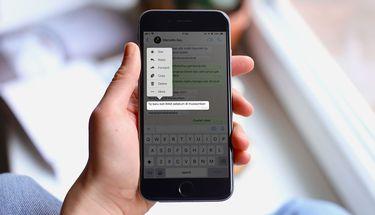 Update WhatsApp Mendukung Tampilan iPhone XS Max