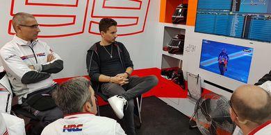 Jogre Lorenzo Siap untuk Tatap Masa Depan Bersama Repsol Honda