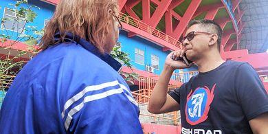 Setelah Joko Driyono Ditahan, Status Hukum Iwan Budianto Dipertanyakan