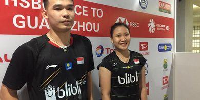 Hasil Kejuaraan Asia 2019 - Sukses Revans, Rinov/Pitha Maju ke Babak Ke-2