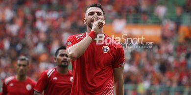 Marko Simic Bertekad Boyong Trofi Piala Indonesia demi Fan dan  Dua Legenda Persija