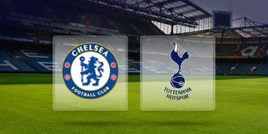 Jadwal Live 24-25 Januari 2019, Chelsea Vs Tottenham di TVRI