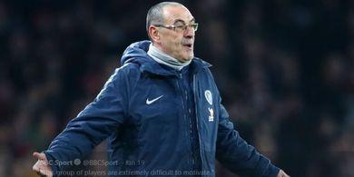 Satu Alasan Kenapa Maurizio Sarri Tak Perlu Khawatir Dipecat Chelsea