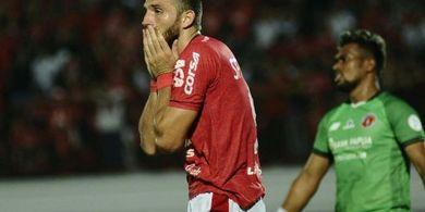 Ilija Spasojevic Jadi Incaran, Felda United Sedang Butuh Striker