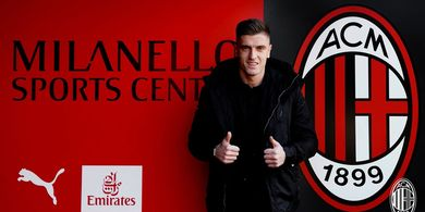 Belum Sebulan, AC Milan Sudah Balik Modal Pembelian Piatek-Paqueta