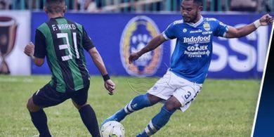 Ardi Idrus Siap Kawal Pertahanan Persib di Laga Kontra Arema FC