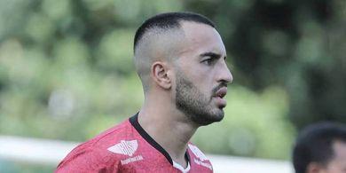 Kontrak Berakhir Desember, Gelandang Bali United Brwa Nouri Bertahan?
