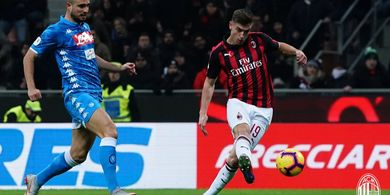 Kryzsztof Piatek Bikin Ngeri, 1 Gol Setiap 50 Menit di AC Milan