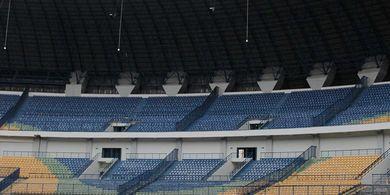 Markas Persib Terbengkalai, Ini Komentar Gubernur Ridwan Kamil