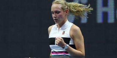 Australian Open 2020 - Usai Tumbangkan Sharapova, Vekic Kembali Ukir Catatan Mentereng
