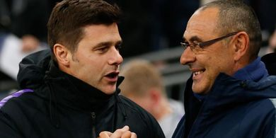 Mau Rekrut Pochettino, Direktur Olahraga Juventus Temui Pimpinan Spurs
