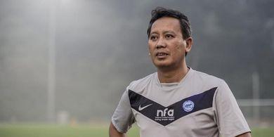 Home United Pecat Pelatihnya Jelang Laga Kontra PSM Makassar