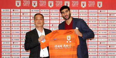 Eks Pilar Manchester United Jadi Penyelamat pada Liga Super China 2019