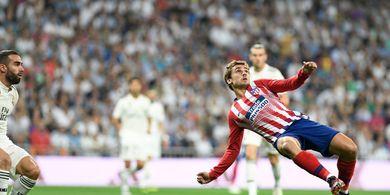 Dibiarkan Menggantung oleh Barcelona, Griezmann Didekati Man United