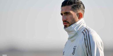 Emre Can sebagai Bek Tengah Juventus Bukan Sekadar Eksperimen Allegri