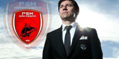 Pelatih PSM Makassar Ingin Tambah Dua Pemain di Atas Rata-rata