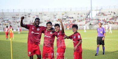 Pemain Asal Indonesia Telan Hasil Pahit bersama Klub Sarawak FA di Liga Malaysia