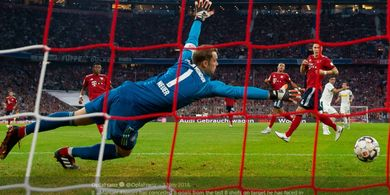 Liverpool Vs Bayern Muenchen - Pertahanan Bobrok, Die Roten Rawan Diobok-obok