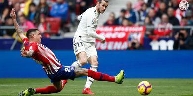 Kecewakan Man United, Gareth Bale Putuskan Bertahan di Real Madrid