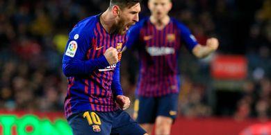 Ada Kabar Baik soal Masa Depan Lionel Messi dari Presiden Barcelona