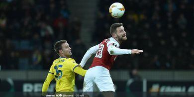 Arsenal Dikalahkan Tim yang Nilai Skuatnya Lebih Murah dari Gaji Oezil