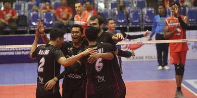 Final Four Proliga 2019 - Putra Pertamina Buka Peluang ke Final