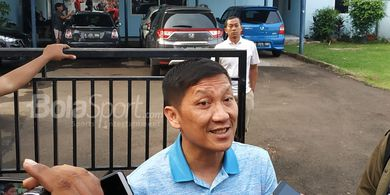 CEO Persija Kaget Gusti Randa Jadi PLT Ketua Umum PSSI