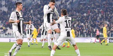 Cristiano Ronaldo, Kini Raja Gol Sekaligus Raja Assist Liga Italia